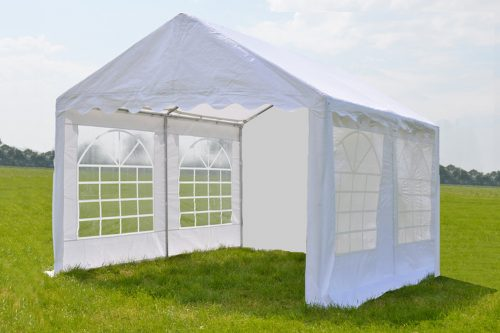 Partytent 4x4 Classic PE - Wit