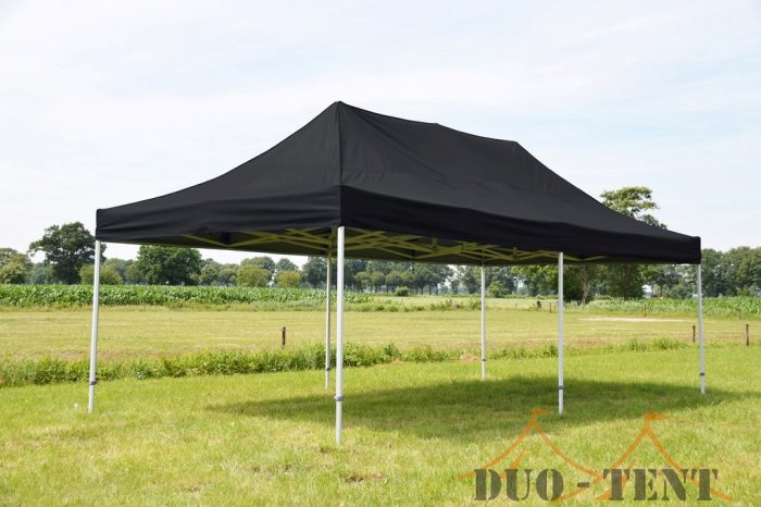 Opvouwbare partytent 4x8 Professional sterk stevige easy up systeem