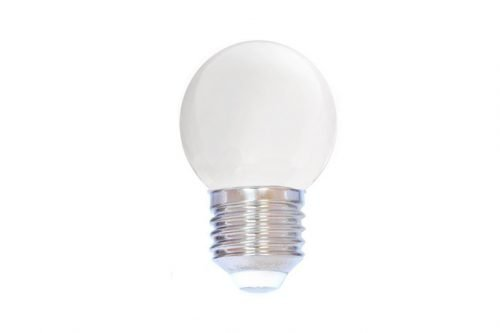 warm wit ledlamp 1 watt